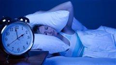 problèmes d'insomnie et de sommeil