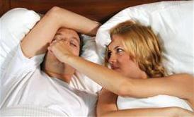 Le ronflement peut indiquer la présence d'apnée du sommeil et autres troubles du sommeil.