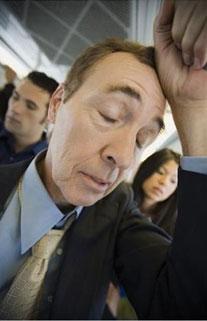 Somnolence et endormissement diurnes sont peut-être reliée à l'apnée du sommeil