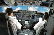 Les pilotes d'avion souffrent souvent de somnolence qui affecte leur travail