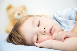 L'heure du sommeil pour les enfants