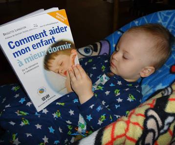 """Livre, Comment aider son enfant à dormie"""" Trucs et conseils par Brigitte Langevin"""