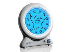 L'horloge Gro Clock peut aider à entrainer les enfants à avoir un sommeil régulier.