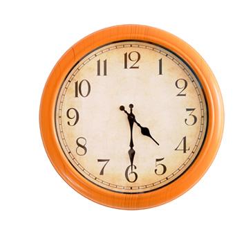 Le réveil et le sommeil des enfants doit respecter un horaire précis.