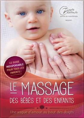 Techniques de massage pour bébés et enfants.